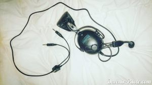 Casque FlightCom - 4DLX