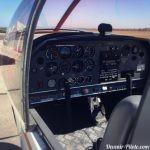 cockpit DR400