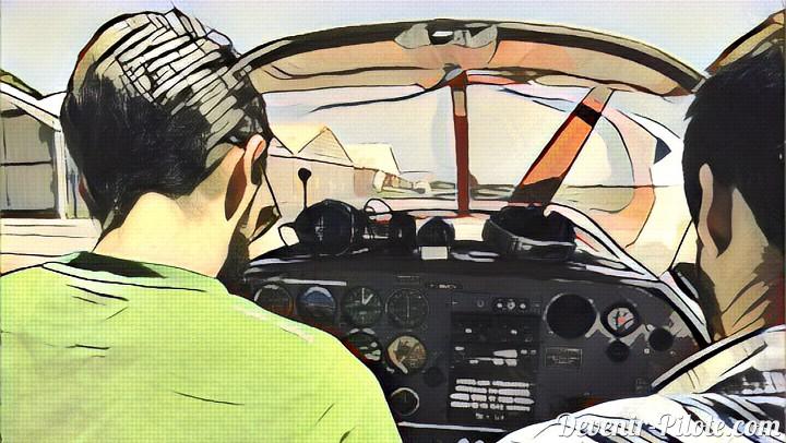 Commandes de l'avion : On prend tout en main (Jour 4)