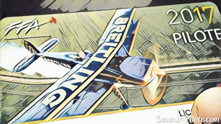 licence pilote fédération française aéronautique 2017