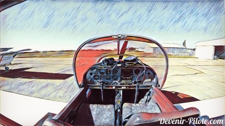 Jour 16 - Atterrissage avec vent dans le dos