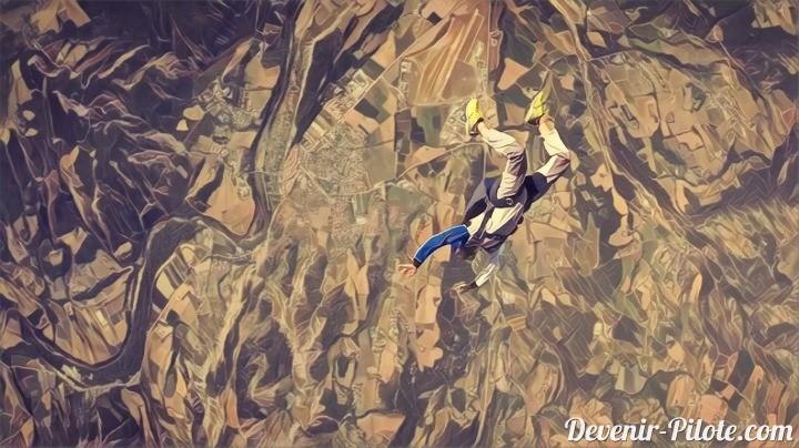 Stage PAC - saut en parachute