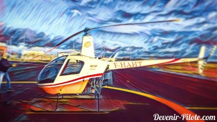 Hélicoptère : Prendre les commandes en vol d'initiation
