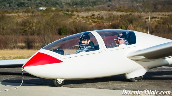 Fuselage planeur Grob G103 Twin 2
