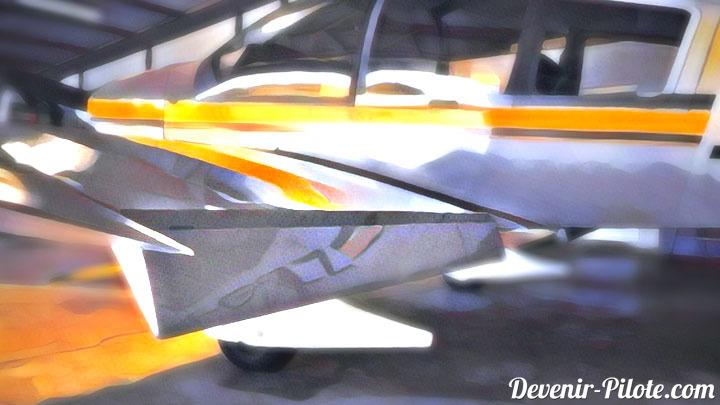 Atterrissage sans volets en DR400